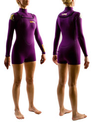 Lunasurf Womens 2mm summer wetsuit