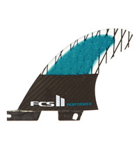 FCS 2 Performer Carbon fins x small