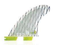 FCS 2 Carver Carbon Quad Rears