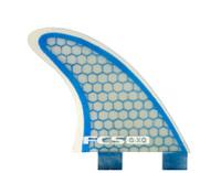 FCS Fins G-XQ Quad Rears