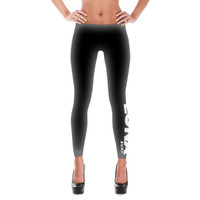 Black Lunasurf Leggings
