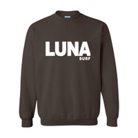 Luna Text Logo Sweatshirt
