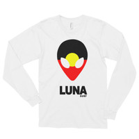 Luna Aboriginal Long sleeve t-shirt (unisex)