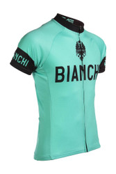 Bianchi | Team Bianchi Celeste Jersey | 2018 | 1