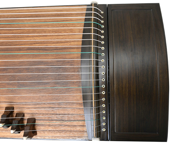 Concert Grade Aged Nanmu Guzheng Instrument Chinese Zither Harp Gu Zheng