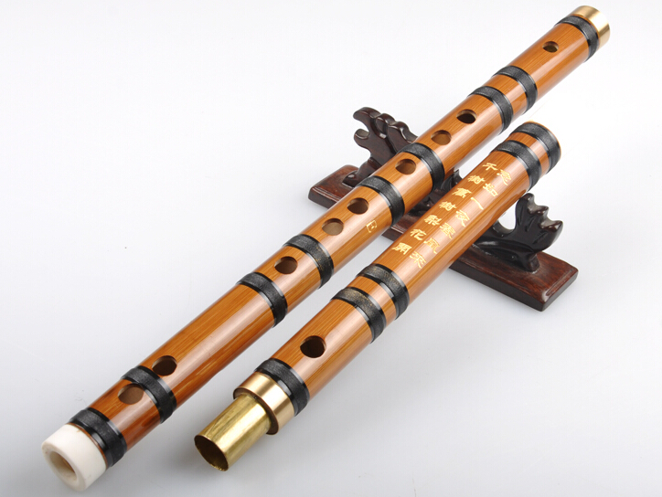 buy study level bitter bamboo flute dizi instrument with accessories