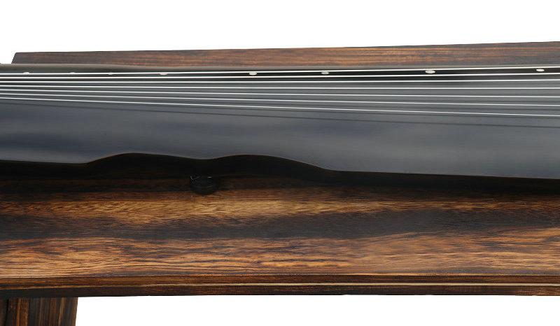 Beginner Level Paulownia Wood Guqin Zither Chinese 7 String Instrument Fu Xi Style