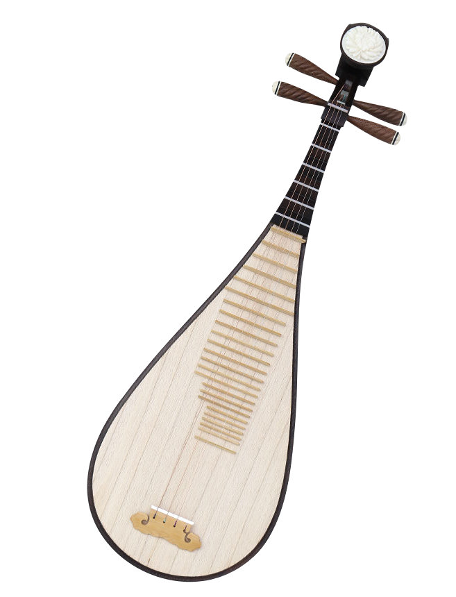 buy premium quality wenge wood pipa instrument chinese lute with