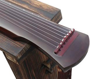 Kaufen Acheter Achat Kopen Buy Exquisite Paulownia Wood Guqin Zither Chinese 7 String Instrument Fu Xi Style
