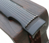 Buy Concert Grade Aged Fir Wood Guqin Chinese 7 Stringed Zither Zhong Ni Style