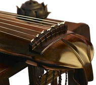 Kaufen Acheter Achat Kopen Buy Concert Grade Aged Fir Wood Guqin Chinese 7 String Zither Banana Leaf Type