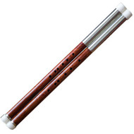 Kaufen Acheter Achat Kopen Buy Exquisite Chinese Free Reed Flute Sandalwood Bawu Instrument Double Tube