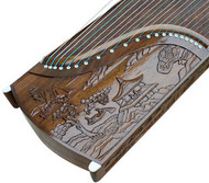 Kaufen Acheter Achat Kopen Buy Concert Grade Carved Nanmu Guzheng Instrument Chinese Zither