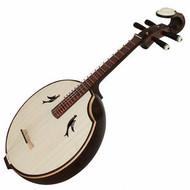 Kaufen Acheter Achat Kopen Buy Professional Wenge Wood Zhongruan Instrument Chinese Mandolin Ruan