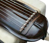 Kaufen Acheter Achat Kopen Buy Premium Quality Aged Fir Wood Guqin Chinese 7 String Zither Duan Wen Banana Leaf Style