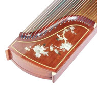 Buy Professional Dunhuang Brand Bubinga Wood 694L Guzheng Instrument Chinese Koto