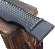 Buy Beginner Level Paulownia Wood Guqin Zither Chinese 7 String Instrument Zhong Ni Style