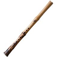 Buy Professional Level Beech Wood Flute Nan Xiao Instrument Chinese Shakuhachi U Style Mouthpiece