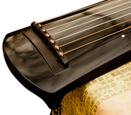 Buy Premium Quality Aged Fir Wood Guqin Chinese 7 String Zither Shi Kuang Type