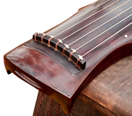 Buy Concert Grade Aged Fir Wood Guqin Chinese 7 String Instrument Feng Shi Style