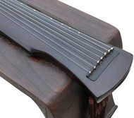 Buy Concert Grade Aged Fir Wood Guqin Chinese 7 Stringed Zither Fu Xi Style