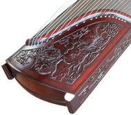 Buy Premium Quality Purple Sandalwood Guzheng Instrument Chinese Zither