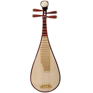 Buy Quality Chinese Travel Size Rosewood Pipa Instrument Chinese Lute With Accessories