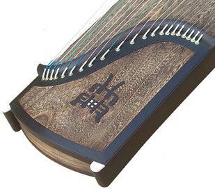 Buy Premium Quality Whole Piece Digged Black Sandalwood Guzheng Instrument Chinese Zither Koto