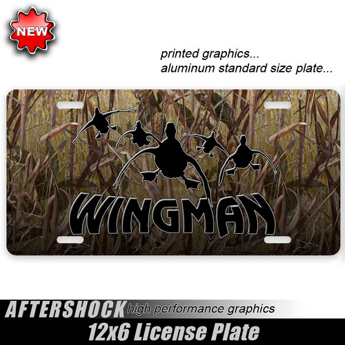 Wingman Duck Hunting Plate