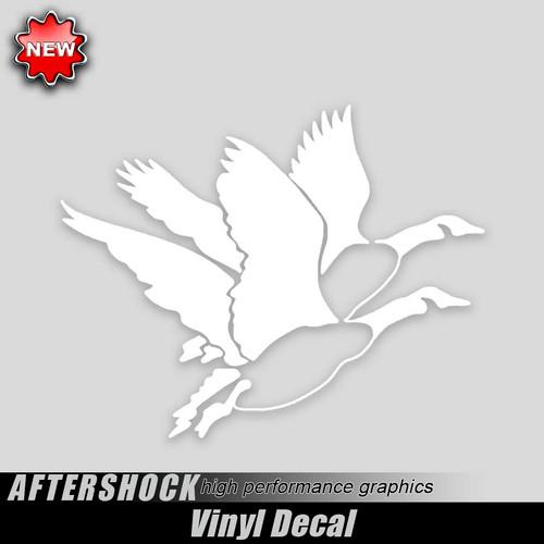 2 Goose Flight Sticker