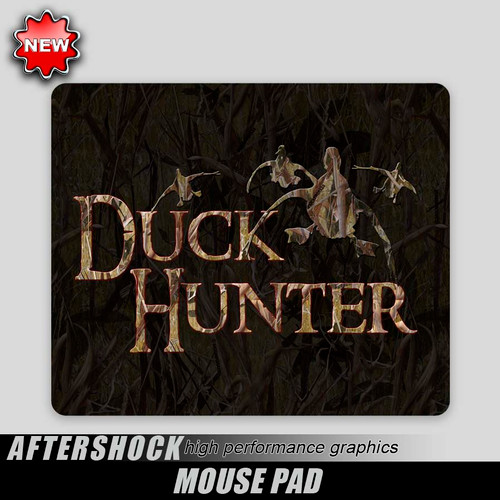 Duck Hunter Mouse Pad