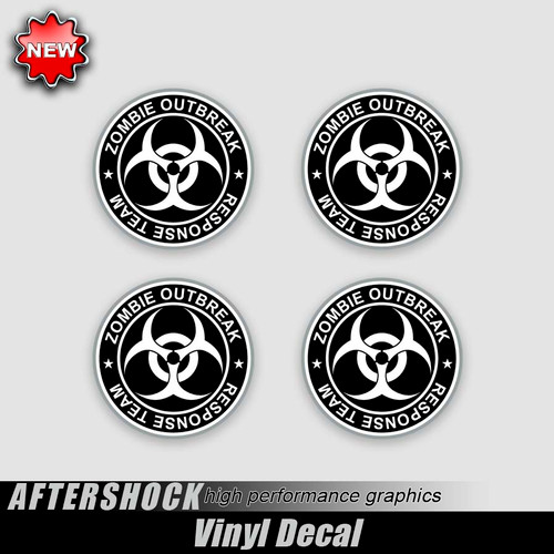 Zombie Response Team Decals