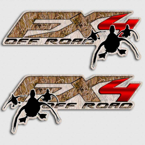 FX4 Duck Hunting Stickers