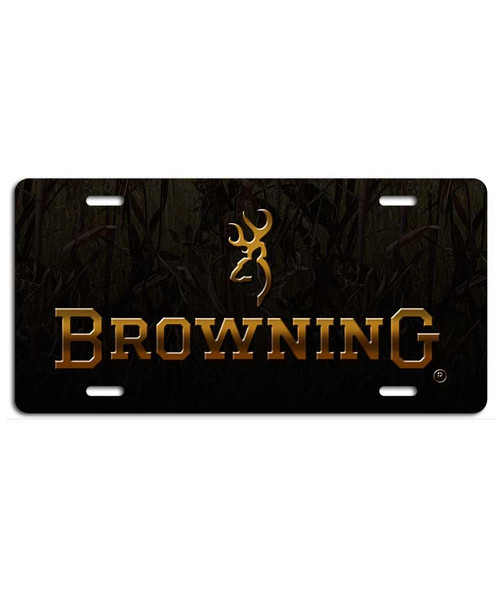 Browning Hunting Plate