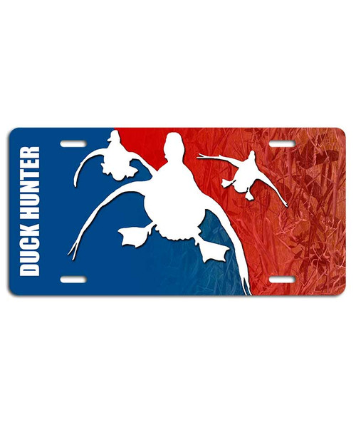 Duck Hunter Major League Plate