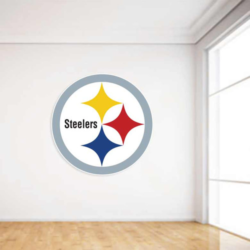 Pittsburgh Steelers Football Wall Decal