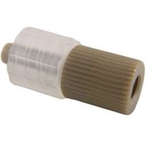 1-Way PEEK Adapter MLL 10-32 Internal Standard Thread (Individual)