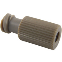 1-Way PEEK Adapter FLL 10-32 Internal Standard Thread (Individual)