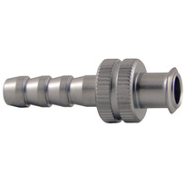 FLL to 5mm Hose End (Plated Brass) (Individual)
