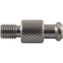 MM FLL to 1/4-28 Standard Thread (Stainless Steel) (Individual)