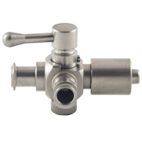 3-Way, FLL, MLL, FLL(Right) Stainless Steel (Individual)