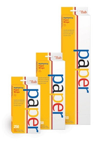 """Product Club Highlighting Paper Wraps 250ct (4x16"""")"""