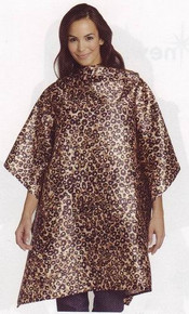 Andre Hair Styling Cape Leopard No.612