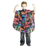 Andre Kids Hairstyling Cape Multi-Color #292