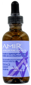 Amir 100 percent Pure Jojoba Oil for Face and Body