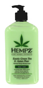Hempz Exotic Green Tea & Asian Pear Herbal Body Moisturizer