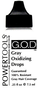 Powertools Gray Oxidizing Drops, G.O.D.
