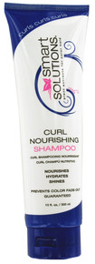 Smart Solutions  Curl Nourishing Shampoo, 10oz