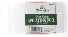 """Fanta Sea Non-Woven Epilating Roll. 3"""" by 40 yards"""
