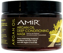 Amir Argan Oil Deep Conditioning Mask, 12oz.